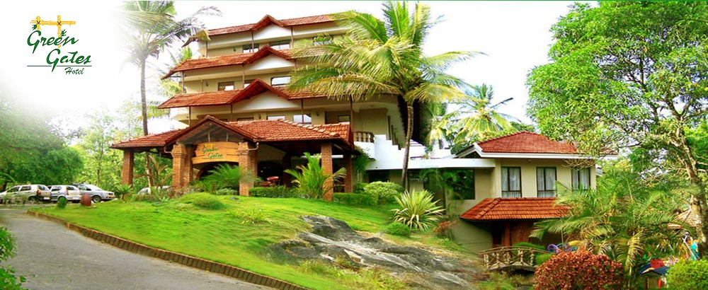 Green gates hotel wayanad kerala 3 star hotels in for Top design hotels india