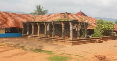 Thirunelly Temple, Wayanad, Kerala, India