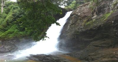Sentinal Rock Water Fall