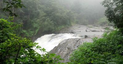 Kanthan Para Water Fall wayanad
