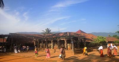 Thirunelly Temple wayanad