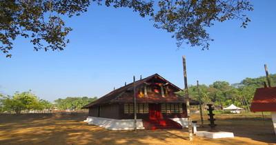 Valliyoorkav Temple wayanad