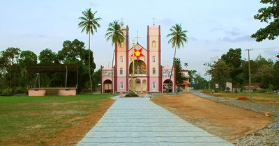 Pallikunnu Church wayanad