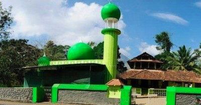 Varambetta Mosque wayanad