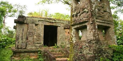 Jain Temples at Panamaram