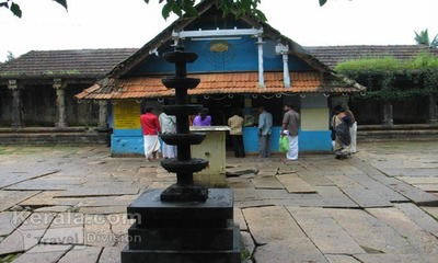 Thirunelli Temple in wayanad