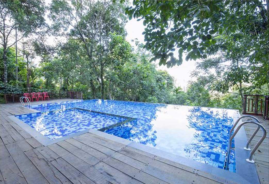 Vythiri Mist Resort Vythiri Wayanad Kerala India
